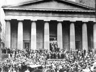 Comment expliquer le krach boursier de 1929 à la bourse de New York ?