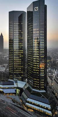La Deutsch Bank, le fleuron de la puissance économique allemande, va mal